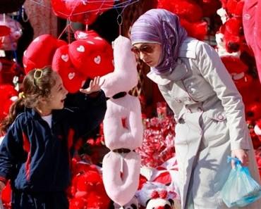 Cómo se celebra San Valentín en el mundo
