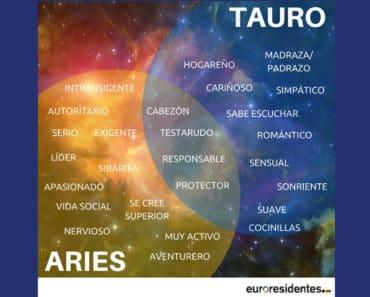 ¿Dudas sobre cuál es tu horóscopo Aries o Tauro?
