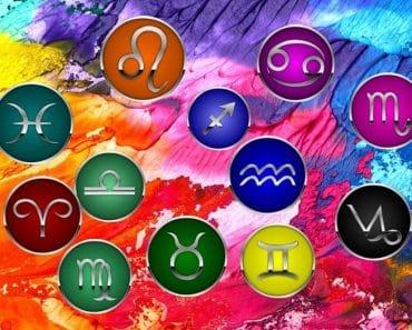 ¿Qué color te da suerte según tu Horóscopo?