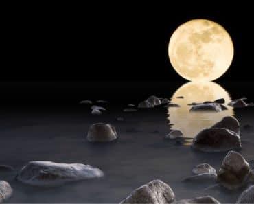 El perturbador Eclipse Lunar del día 16 de Julio