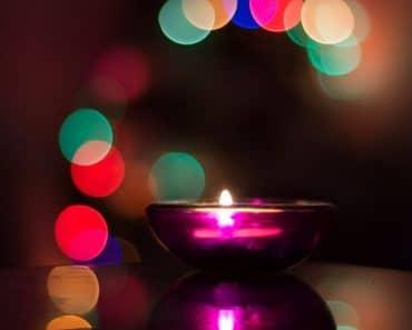El poder de las Velas: significado según su color