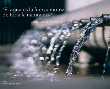 Frases de Agua