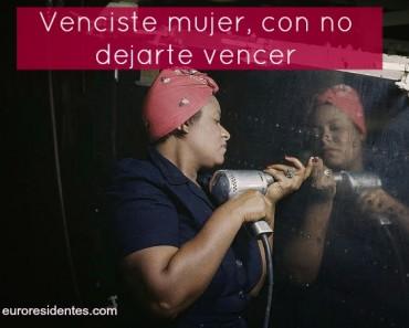 Frases de Mujeres Luchadoras