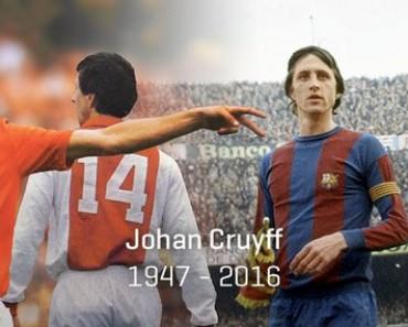 Frases de Johan Cruyff