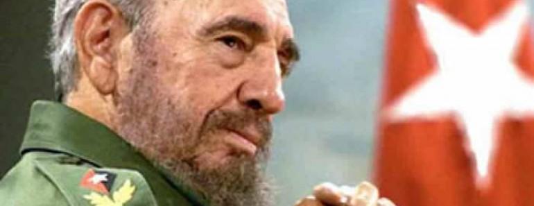 13 frases para recordar de Fidel Castro