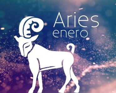 Horóscopo Aries Enero 2017
