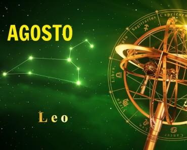 Horóscopo Leo Agosto 2017