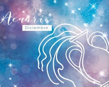 Horóscopo Acuario Diciembre 2017