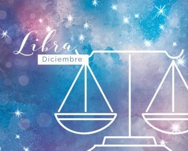 Horóscopo Libra Diciembre 2017
