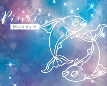 Horóscopo Piscis Diciembre 2017