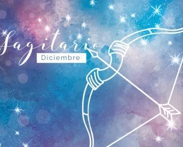 Horóscopo Sagitario Diciembre 2017