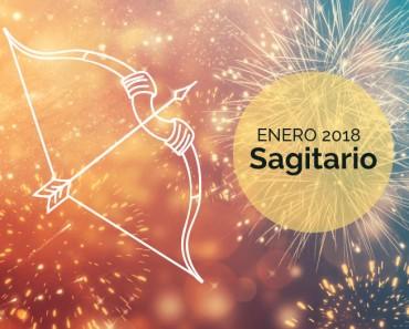 Horóscopo Sagitario Enero 2018