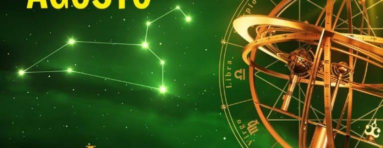 Horóscopo Leo Agosto 2021