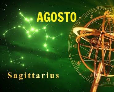 Horóscopo Sagitario Agosto 2021