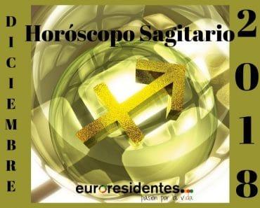 Horóscopo Sagitario Diciembre 2018