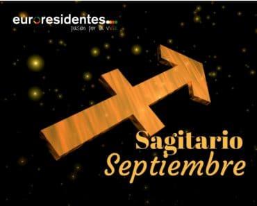 Horóscopo Sagitario Septiembre 2018