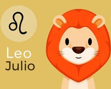 Horóscopo Leo Julio 2019