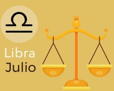 Horóscopo Libra Julio 2019