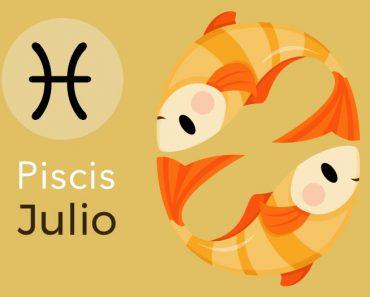 Horóscopo Piscis Julio 2019
