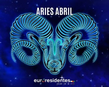 Horóscopo Aries Abril 2021