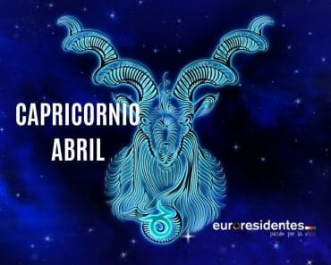Horóscopo Capricornio Abril 2020