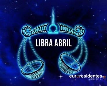 Horóscopo Libra Abril 2020