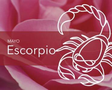 Horóscopo Escorpio Mayo 2021