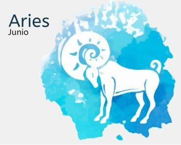 Horóscopo Aries junio 2020