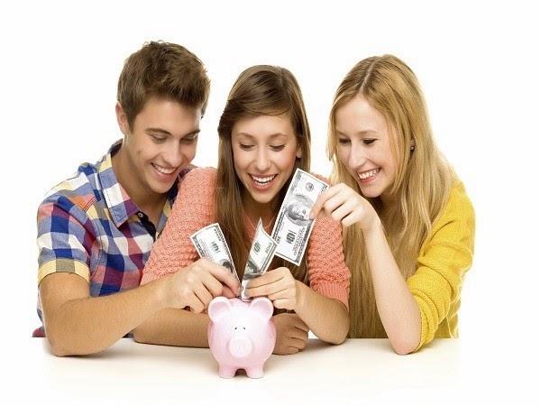 Adolescentes por dinero christy