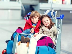 Consejos de supervivencia para viajar con niños