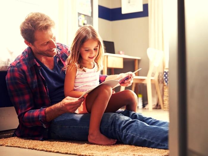 Las 10 características del padre perfecto