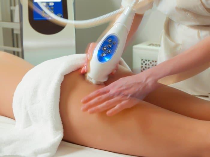 Tratamiento para eliminar la celulitis