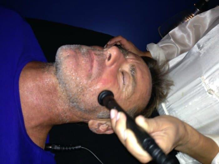 Tratamientos faciales para el hombre