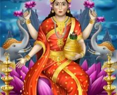 Diosa Laksmi: mantra meditación