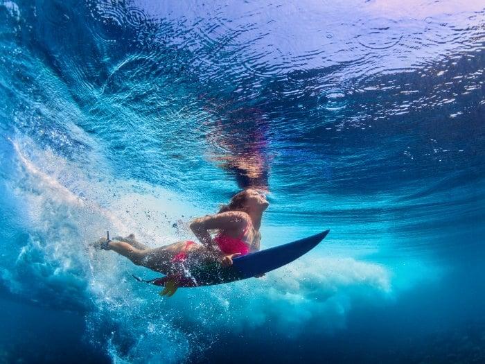El agua de mar y el Ácido Hialurónico