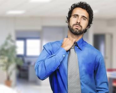 Sudor excesivo, causas y tratamientos