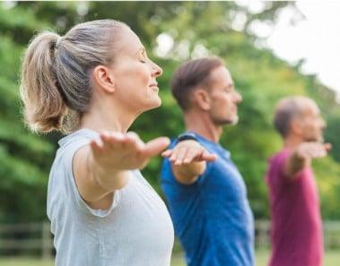 Yoga después de los 40