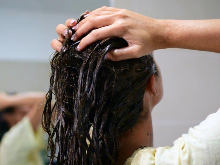 Aclararse el cabello