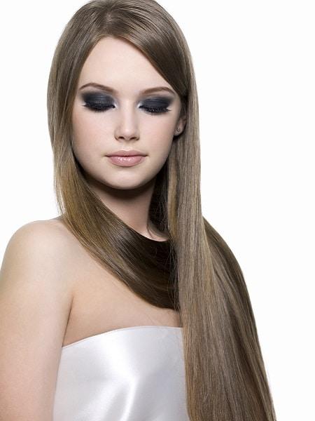 Los medios para los cabellos milk sheyk