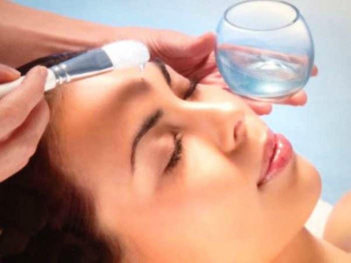 Tratamiento facial para pieles maduras