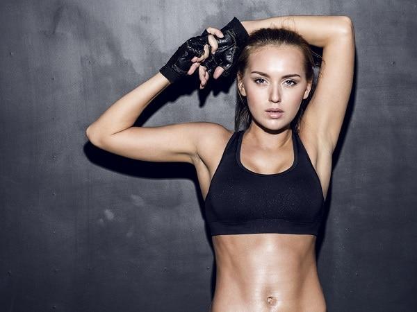 perder peso, ponerse en forma