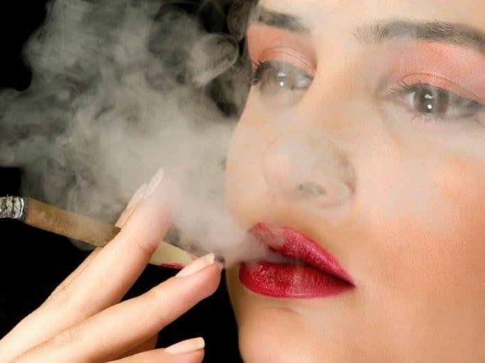 Consejos estéticos para fumadores