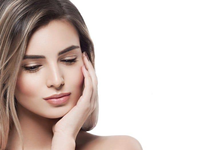 Disimular la cara cuadrada con el maquillaje