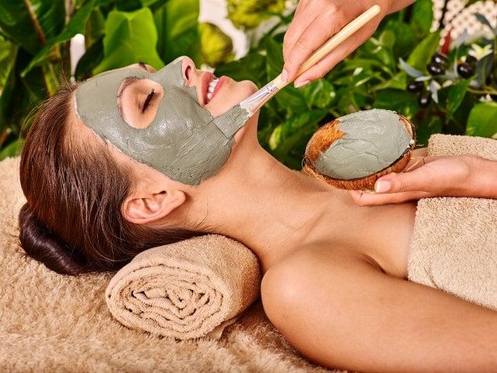 Mascarilla Facial hidratantes para pieles secas
