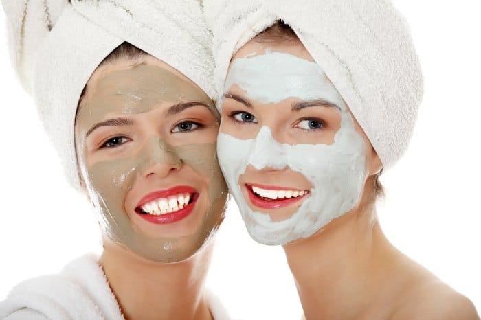 Mascarillas Faciales para eliminar la grasa, para pieles jóvenes