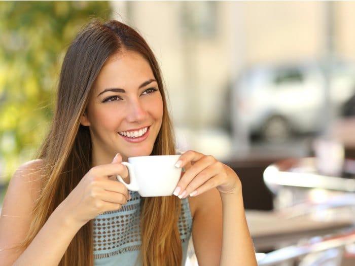 El poder verde: beber té