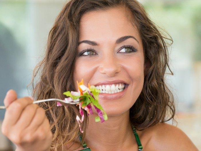 Comer verdura