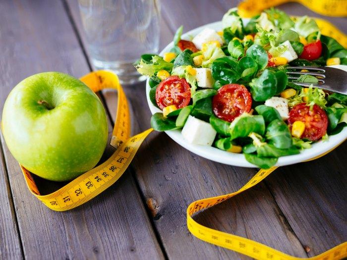 Dietas adelgazantes: frutas y verduras