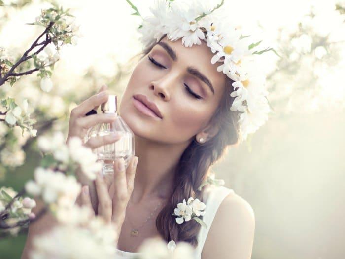 Trucos de Belleza para perfumarse en Verano