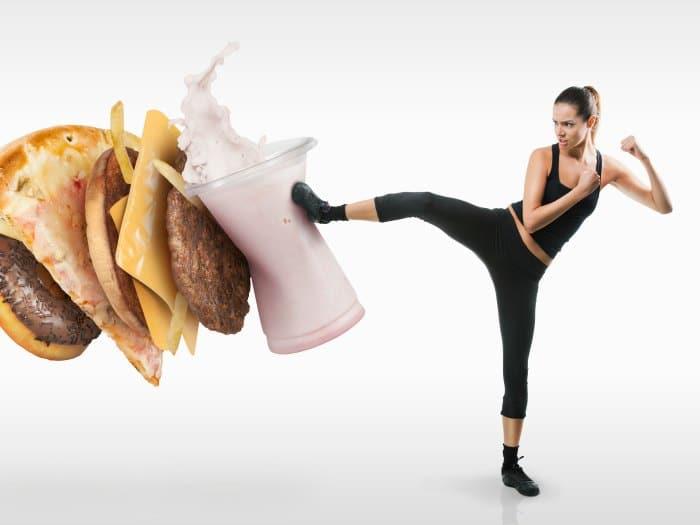 Dieta Energizante y Antioxidante